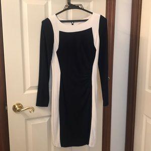 Ralph Lauren blue dress size 2P